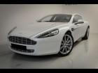 Aston martin Rapide 6.0 V12 Touchtronic 476 CH Blanc à BEAUPUY 31