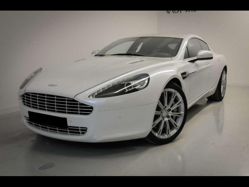 Aston martin Rapide 6.0 V12 Touchtronic 476 CH Blanc occasion à BEAUPUY