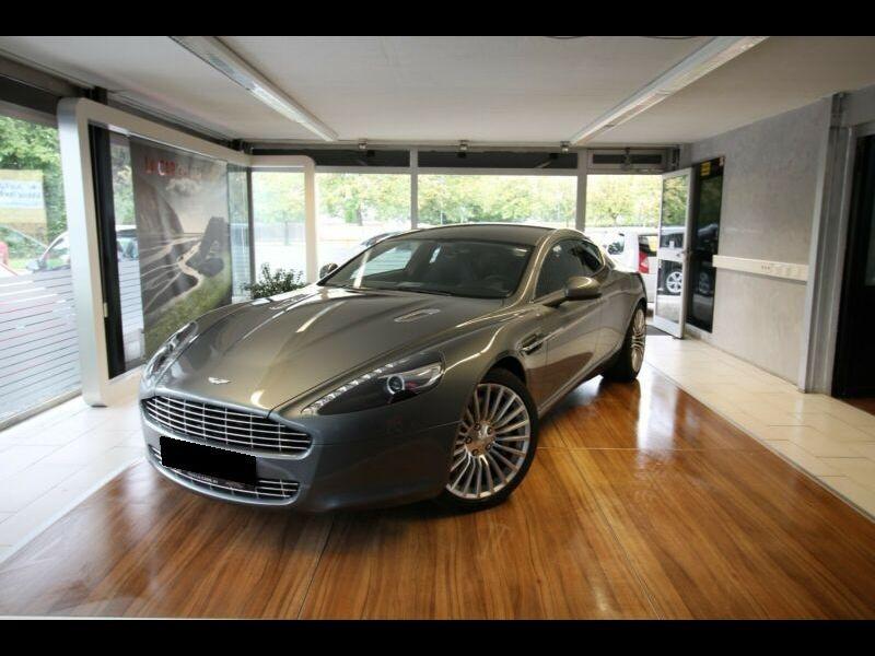 Aston martin Rapide 6.0 V12 Touchtronic 476 CH Gris occasion à BEAUPUY