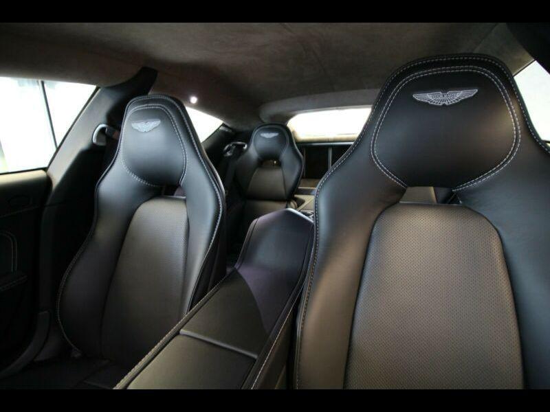 Aston martin Rapide 6.0 V12 Touchtronic 476 CH Gris occasion à BEAUPUY - photo n°8
