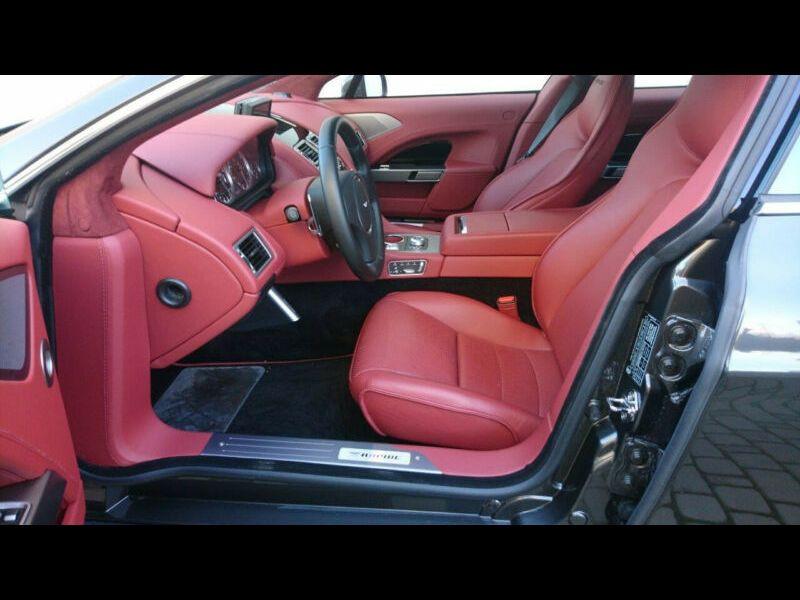 Aston martin Rapide 6.0 V12 Touchtronic 476 CH Gris occasion à BEAUPUY - photo n°4