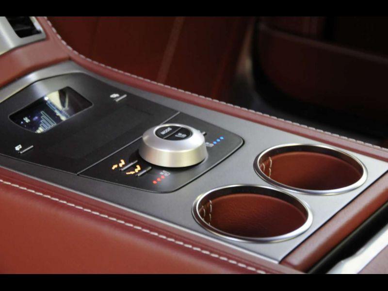 Aston martin Rapide 6.0 V12 Touchtronic 476 CH Blanc occasion à BEAUPUY - photo n°8