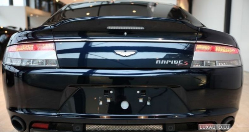 Aston martin Rapide 6.0 V12 Touchtronic  occasion à Luxembourg - photo n°7