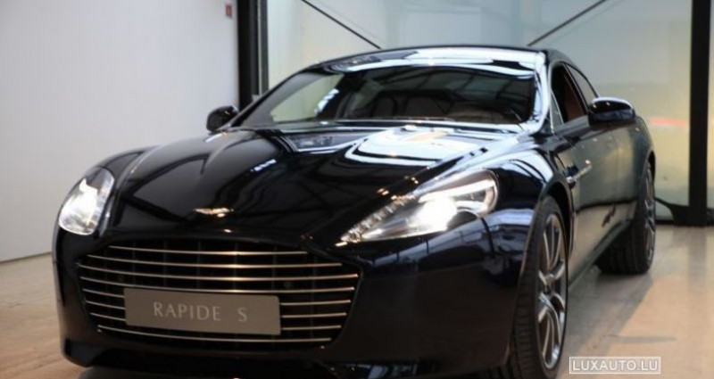 Aston martin Rapide 6.0 V12 Touchtronic  occasion à Luxembourg