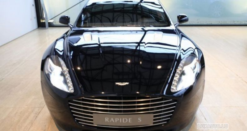 Aston martin Rapide 6.0 V12 Touchtronic  occasion à Luxembourg - photo n°2
