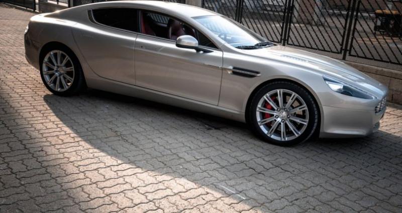 Aston martin Rapide 6.0 V12  occasion à Reggio Emilia - photo n°4