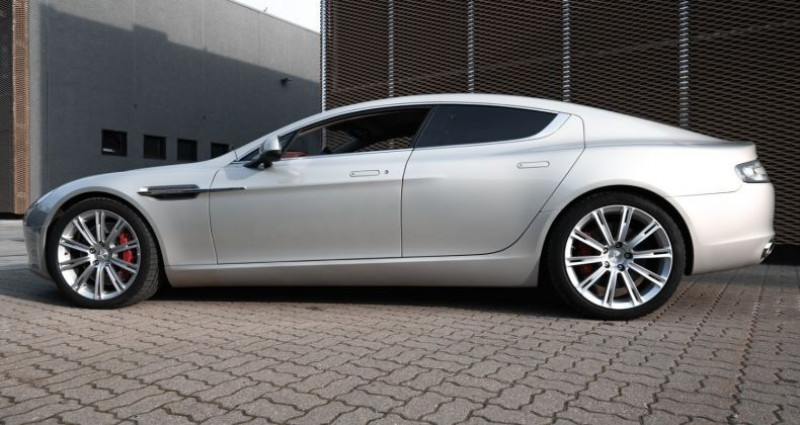 Aston martin Rapide 6.0 V12  occasion à Reggio Emilia - photo n°3