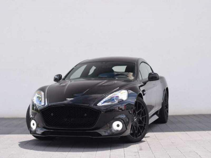 Aston martin Rapide AMR SERIE ONYX BLACK METAL Noir occasion à BEAUPUY