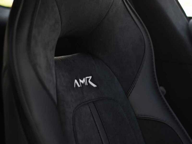 Aston martin Rapide AMR SERIE ONYX BLACK METAL Noir occasion à BEAUPUY - photo n°7