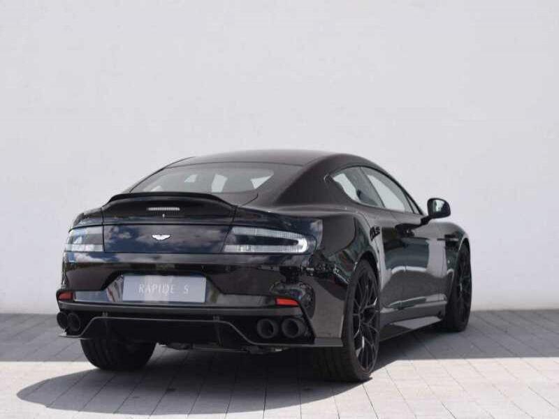 Aston martin Rapide AMR SERIE ONYX BLACK METAL Noir occasion à BEAUPUY - photo n°3