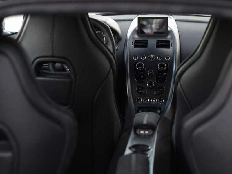 Aston martin Rapide AMR SERIE ONYX BLACK METAL Noir occasion à BEAUPUY - photo n°2