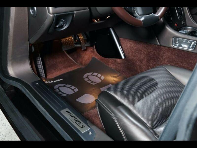 Aston martin Rapide S 6.0 V12 557 CH Noir occasion à BEAUPUY - photo n°5