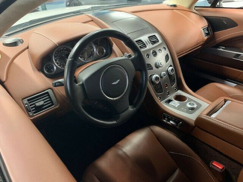Aston martin Rapide S 6.0 V12 557 CH Blanc occasion à BEAUPUY - photo n°2