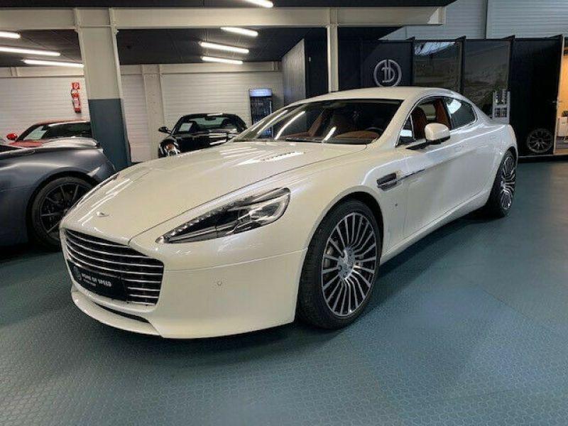 Aston martin Rapide S 6.0 V12 557 CH Blanc occasion à BEAUPUY