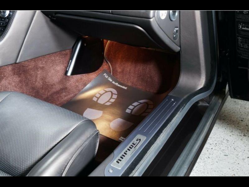 Aston martin Rapide S 6.0 V12 557 CH Noir occasion à BEAUPUY - photo n°9