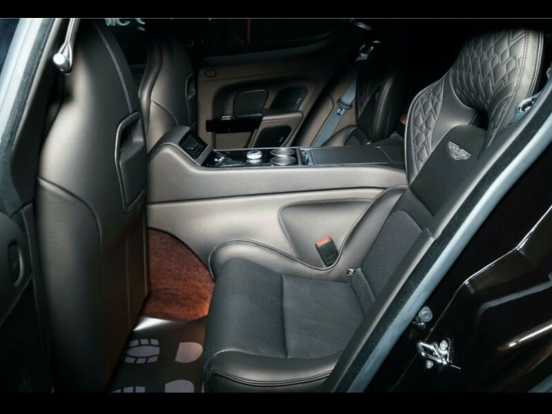 Aston martin Rapide S 6.0 V12 557 CH Noir occasion à BEAUPUY - photo n°6