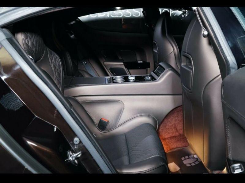 Aston martin Rapide S 6.0 V12 557 CH Noir occasion à BEAUPUY - photo n°8