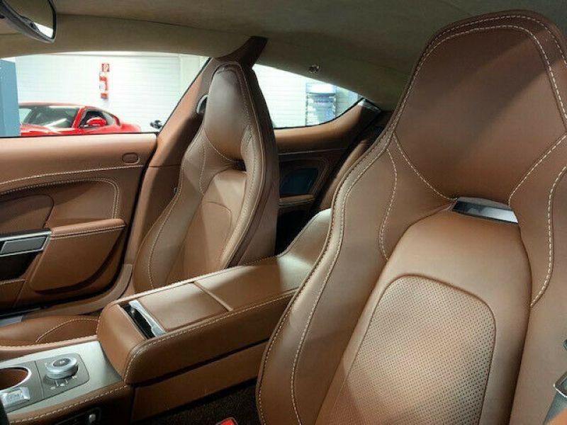 Aston martin Rapide S 6.0 V12 557 CH Blanc occasion à BEAUPUY - photo n°4
