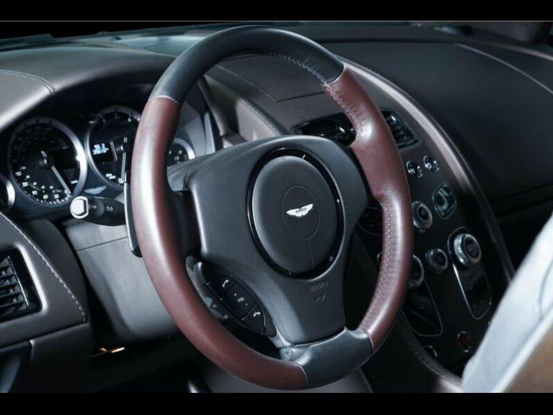 Aston martin Rapide S 6.0 V12 557 CH Noir occasion à BEAUPUY - photo n°2