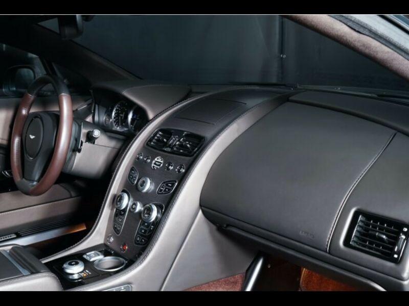 Aston martin Rapide S 6.0 V12 557 CH Noir occasion à BEAUPUY - photo n°7