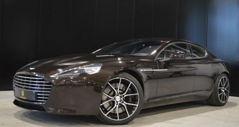 Aston martin Rapide S 6.0 V12 560 ch 1 MAIN !! 25.000 km !! Marron occasion à Lille