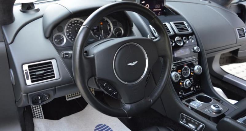 Aston martin Rapide S 6.0 V12 560 ch 1 MAIN !! 25.000 km !! Marron occasion à Lille - photo n°7