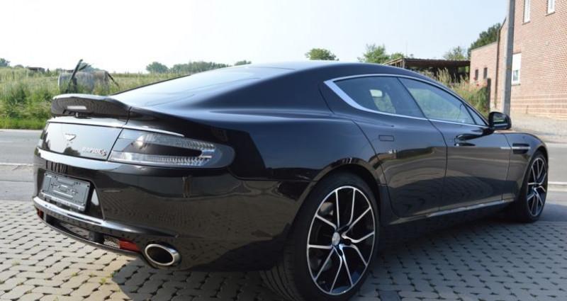 Aston martin Rapide S 6.0 V12 560 ch 1 MAIN !! 25.000 km !! Marron occasion à Lille - photo n°2