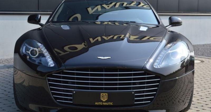 Aston martin Rapide S 6.0 V12 560 ch 1 MAIN !! 25.000 km !! Marron occasion à Lille - photo n°3