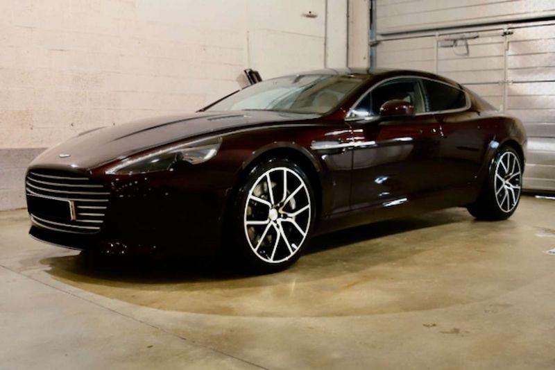 Aston martin Rapide S 6.0 V12 560 CH Noir occasion à BEAUPUY