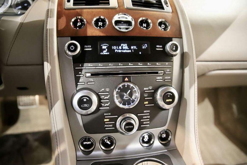Aston martin Rapide S 6.0 V12 560 CH Noir occasion à BEAUPUY - photo n°8