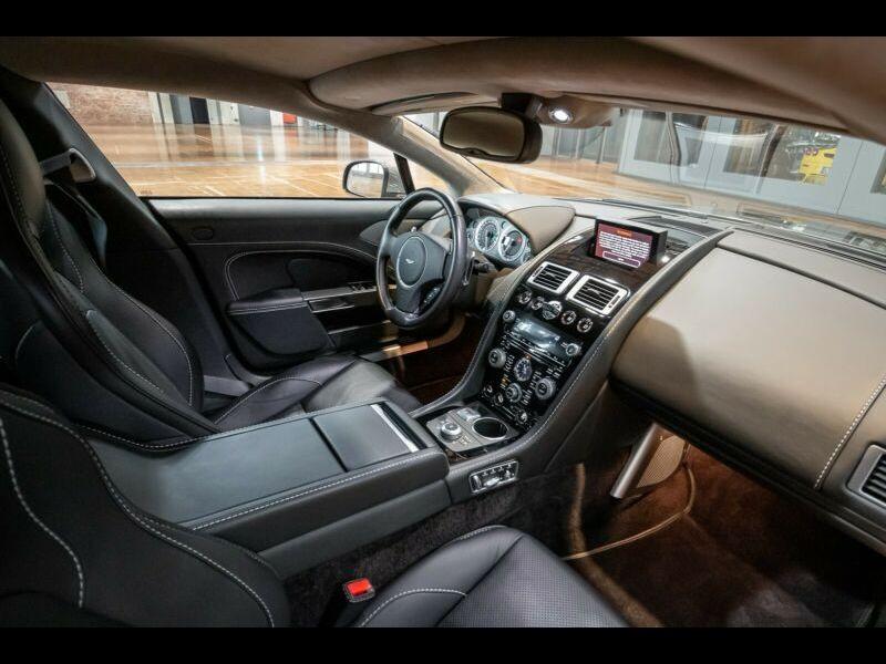 Aston martin Rapide S 6.0 V12 560 CH Gris occasion à BEAUPUY - photo n°7