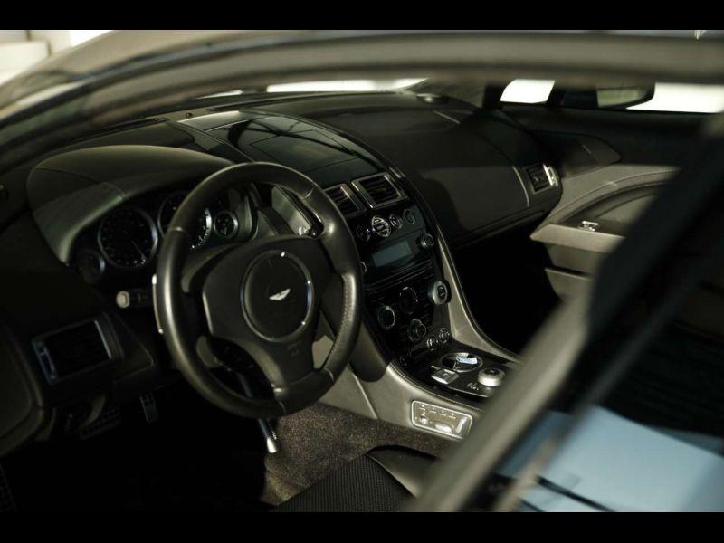 Aston martin Rapide S 6.0 V12 560 CH Gris occasion à BEAUPUY - photo n°4