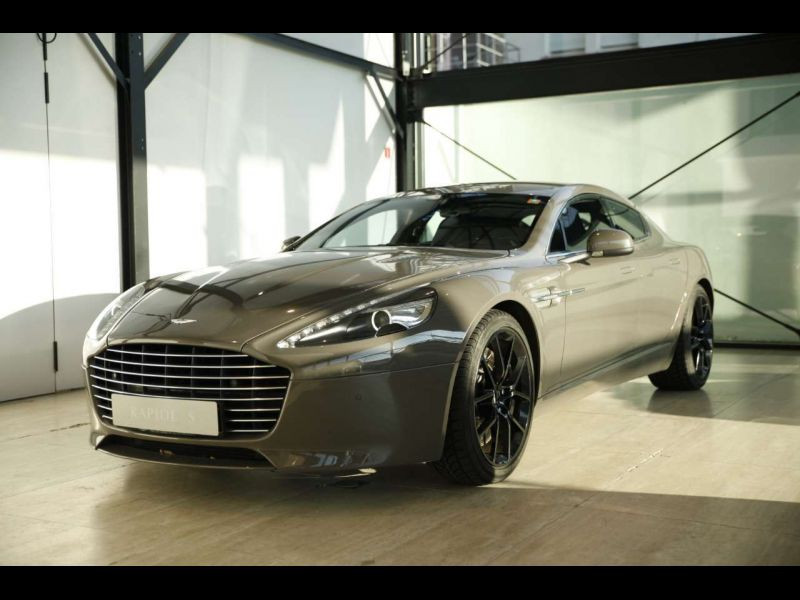 Aston martin Rapide S 6.0 V12 560 CH Gris occasion à BEAUPUY
