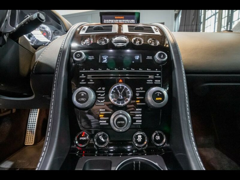 Aston martin Rapide S 6.0 V12 560 CH Gris occasion à BEAUPUY - photo n°8