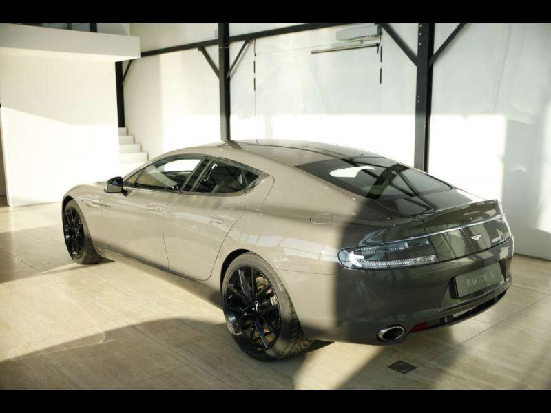 Aston martin Rapide S 6.0 V12 560 CH Gris occasion à BEAUPUY - photo n°3