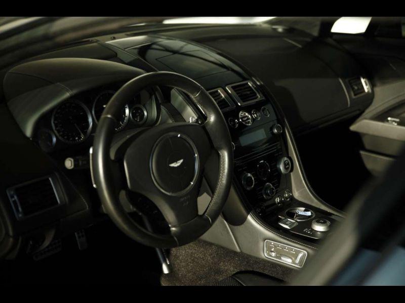 Aston martin Rapide S 6.0 V12 560 CH Gris occasion à BEAUPUY - photo n°2
