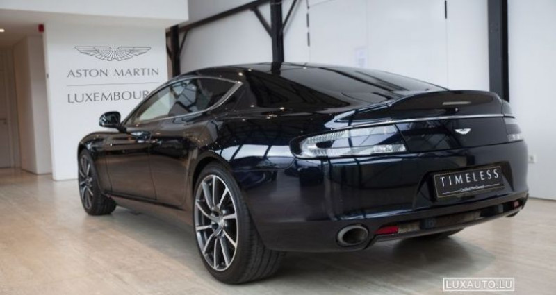 Aston martin Rapide S 6.0 V12 Shadow Edition Touchtronic  occasion à Luxembourg - photo n°5