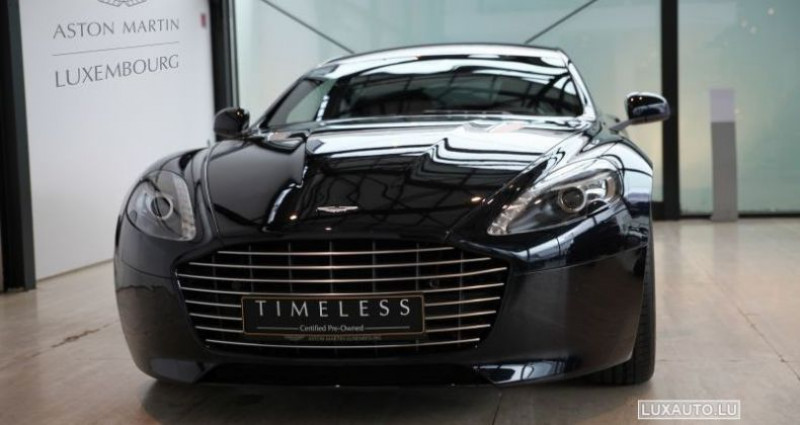 Aston martin Rapide S 6.0 V12 Shadow Edition Touchtronic  occasion à Luxembourg - photo n°2