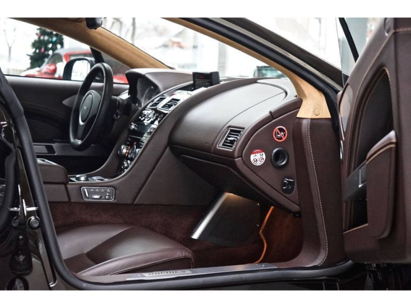Aston martin Rapide S 6.0 V12 Touchtronic Marron occasion à Beaupuy - photo n°5