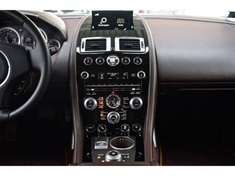 Aston martin Rapide S 6.0 V12 Touchtronic Marron occasion à Beaupuy - photo n°8