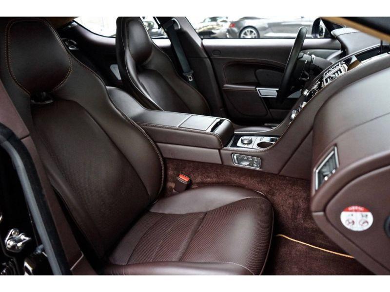 Aston martin Rapide S 6.0 V12 Touchtronic Marron occasion à Beaupuy - photo n°7