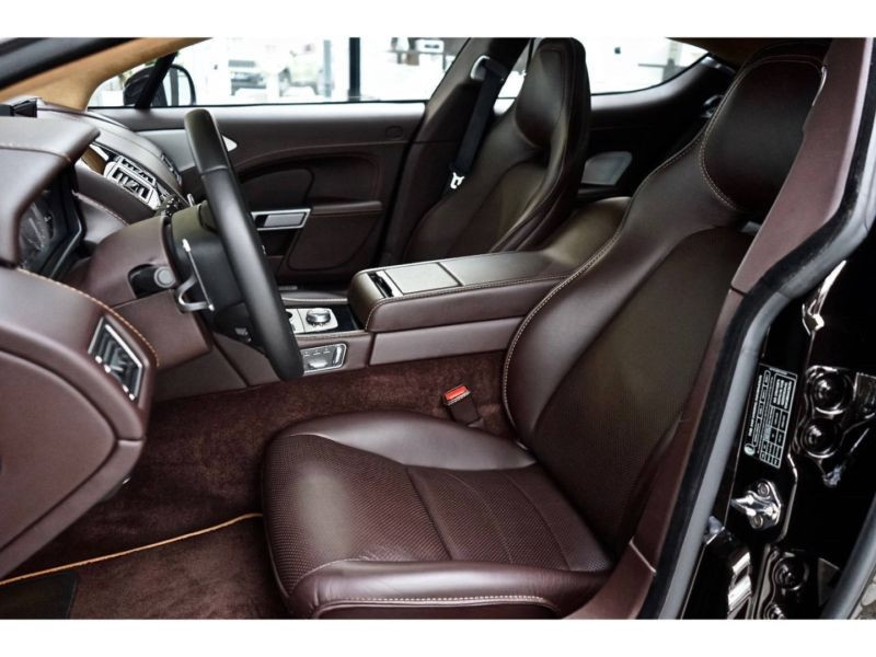 Aston martin Rapide S 6.0 V12 Touchtronic Marron occasion à Beaupuy - photo n°4