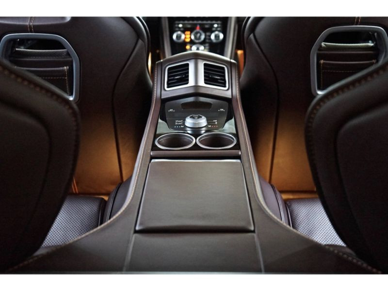 Aston martin Rapide S 6.0 V12 Touchtronic Marron occasion à Beaupuy - photo n°9
