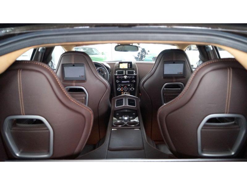 Aston martin Rapide S 6.0 V12 Touchtronic Marron occasion à Beaupuy - photo n°2