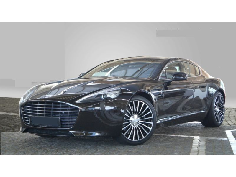 Aston martin Rapide S 6.0 V12 Touchtronic Marron occasion à Beaupuy