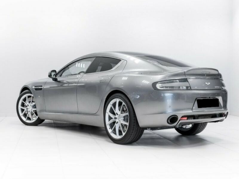Aston martin Rapide S Pack Performance Gris occasion à BEAUPUY - photo n°3
