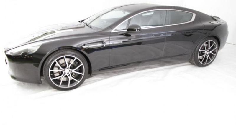 Aston martin Rapide s v12 560hpe 2 Noir occasion à Neuilly Sur Seine - photo n°3