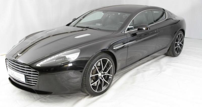 Aston martin Rapide s v12 560hpe 2 Noir occasion à Neuilly Sur Seine