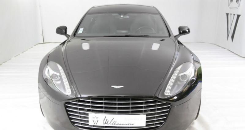 Aston martin Rapide s v12 560hpe 2 Noir occasion à Neuilly Sur Seine - photo n°2