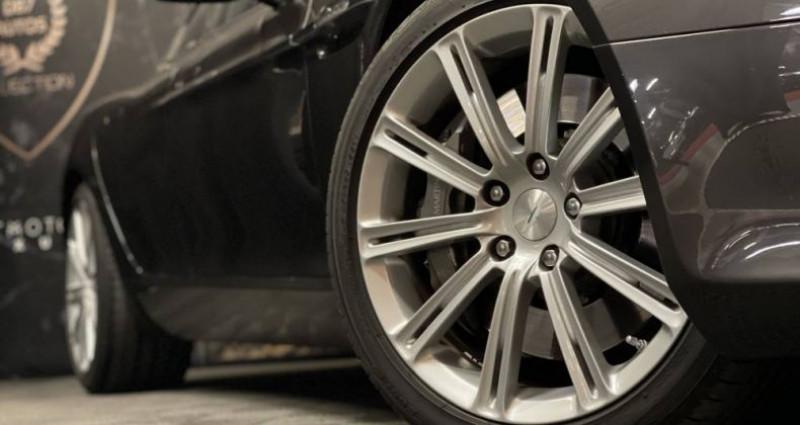 Aston martin Rapide V12 6.0 477 ch Gris occasion à GUERANDE - photo n°5